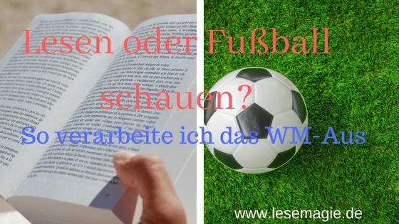 Buch und Ball.