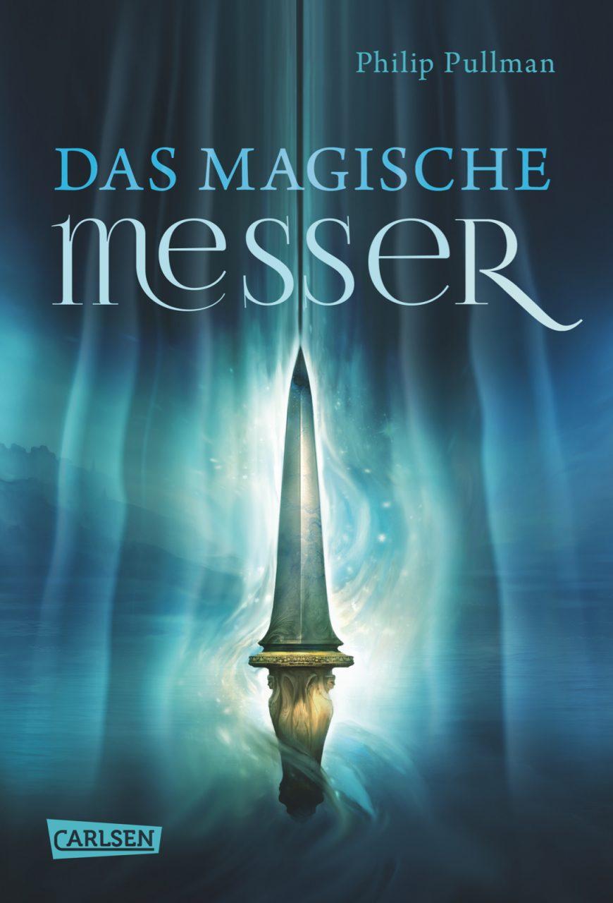 """Das Cover von """"Das Magische Messer""""."""